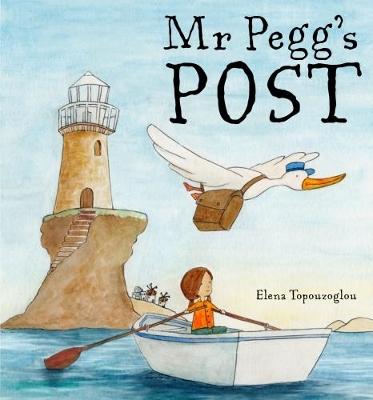 Mr Pegg's Post by Elena Topouzoglou