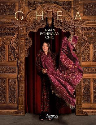 Asian Bohemian Chic by Alessandra Bruni Lopez y Royo