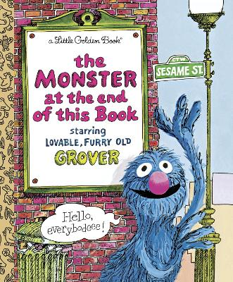 Monster at the End of the Book by Jon Stone