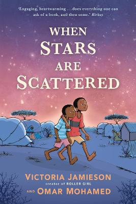 When Stars are Scattered by Victoria Jamieson