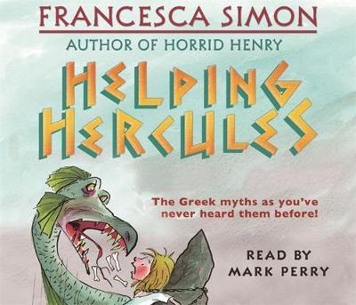 Helping Hercules book