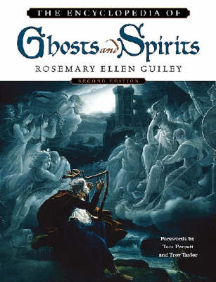 Encyclopedia of Ghosts and Spirits book