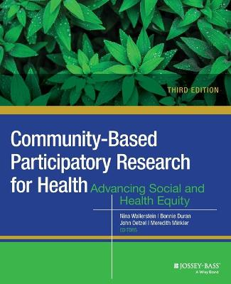 Community-Based Participatory Research for Health book