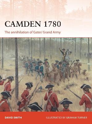 Camden 1780 by David Smith