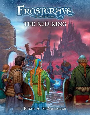 Frostgrave: The Red King book