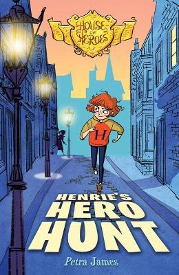 Henrie's Hero Hunt book