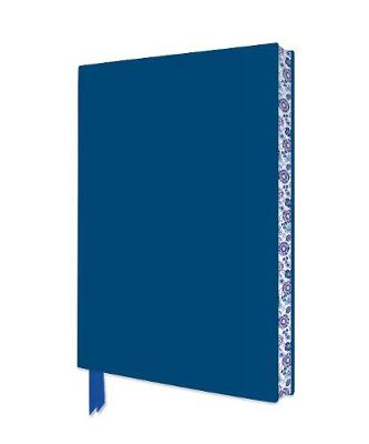 Mid Blue Artisan Notebook (Flame Tree Journals) by Flame Tree Studio