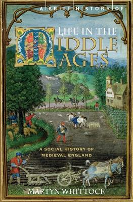 Brief History of Life in the Middle Ages by Martyn Whittock