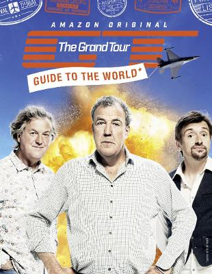 Grand Tour Guide to the World book