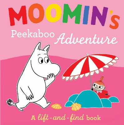Moomin's Peekaboo Adventure: A Lift-and-Find Book book