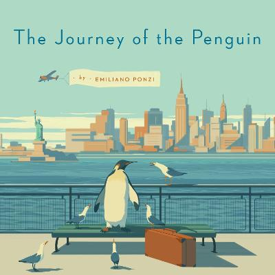 The Journey Of The Penguin by Emiliano Ponzi