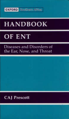 Handbook of ENT for Primary Care in Southern Africa book
