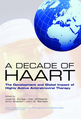 Decade of HAART by Amin Ghaziani