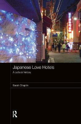 Japanese Love Hotels by Georges Rey