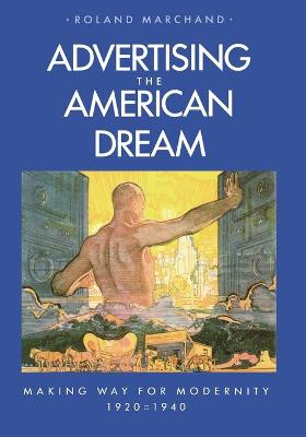 Advertising the American Dream book
