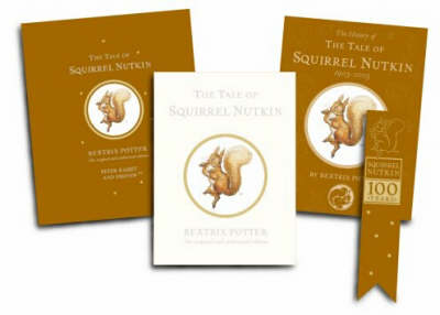 The Tale of Squirrel Nutkin Limited Edition by Beatrix Potter