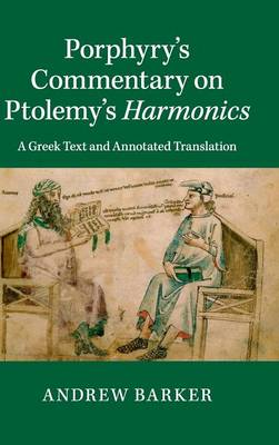 Porphyry's Commentary on Ptolemy's Harmonics by Andrew Barker