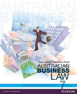 Australian Business Law by Roger Vickery