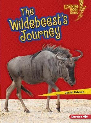 Wildebeest's Journey book