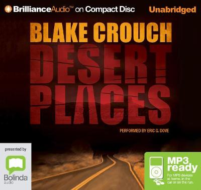 Desert Places by Blake Crouch
