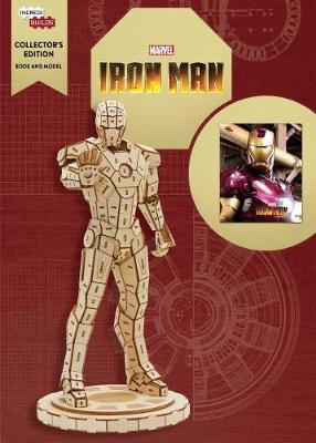 Incredibuilds: Marvel's Iron Man Collector's Edition Book and Model by ,Scott Beatty