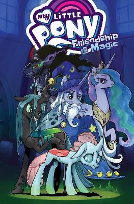 My Little Pony: Friendship is Magic Volume 19 book
