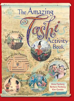 Amazing Tashi Activity Book by Anna Fienberg
