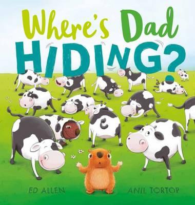 Where's Dad Hiding? book