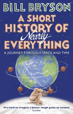 Short History of Nearly Everything book