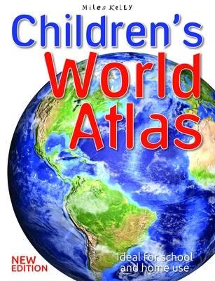 Children's World Atlas by Malcolm Watson