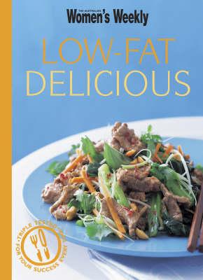 Low-fat Delicious by Pamela Clark