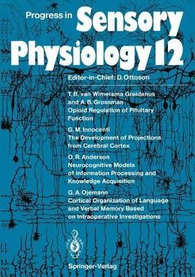 Plasticity in the Somatosensory System by David Ottoson
