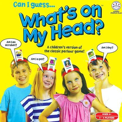 What's on my Head? book