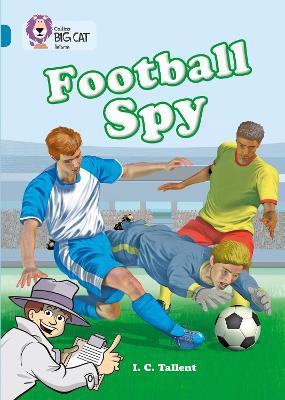 Football Spy by Martin Waddell