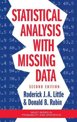 Statistical Analysis with Missing Data by Donald B. Rubin