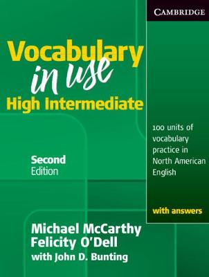 Vocabulary in Use High Intermediate Student's Book with Answers by Michael McCarthy