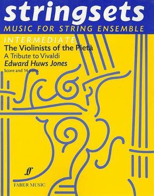 Violinists of the Pieta by Edward Huws Jones