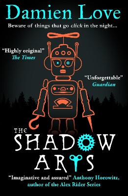 The Shadow Arts book