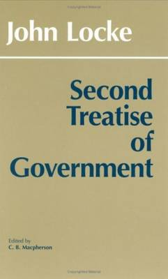 Second Treatise of Government by John Locke