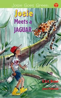 Josie Meets a Jaguar by Kenny Bruno