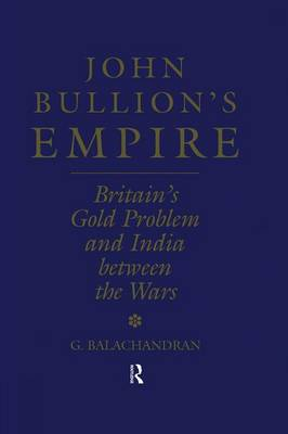 John Bullion's Empire book