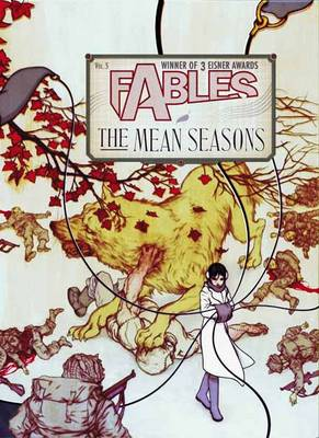 Fables Fables TP Vol 05 The Mean Seasons The Mean Seasons Volume 05 by Bill Willingham