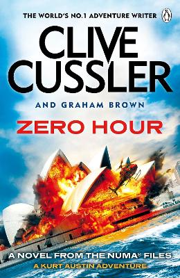 Zero Hour by Clive Cussler