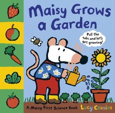 Maisy Grows a Garden book