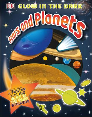 Glow in the Dark Stars and Planets by DK