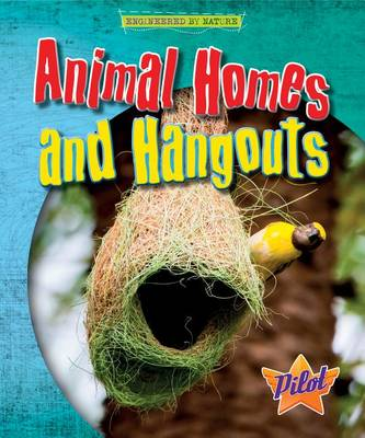 Animal Homes and Hangouts by Louise And Richard Spilsbury