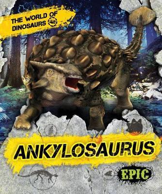 Ankylosaurus by Rebecca Sabelko