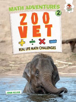 Zoo Vet: Maths Adventures 2 by John Allan