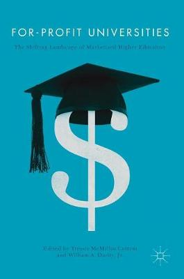 For-Profit Universities by Tressie McMillan Cottom