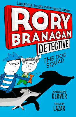 Rory Branagan (Detective) 2 by Andrew Clover